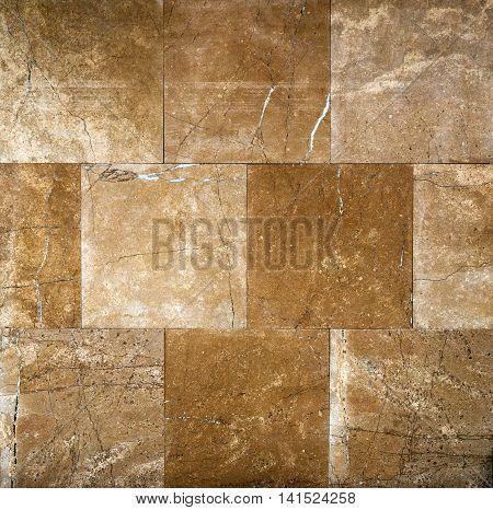Retro Tile Wall Ceramic Tile Floor