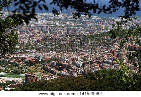 Barcelona Old City