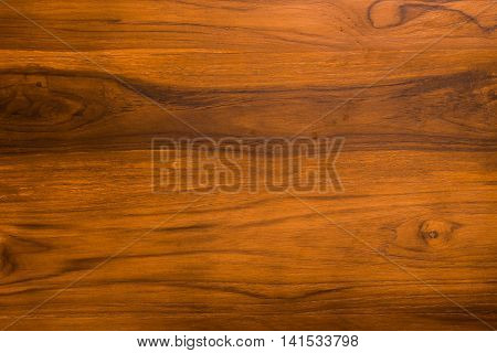 Wood texture. Teak wood background for design and decoration