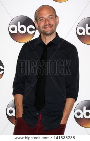 LOS ANGELES - AUG 4:  Jonathan Slavin at the ABC TCA Summer 2016 Party at the Beverly Hilton Hotel on August 4, 2016 in Beverly Hills, CA