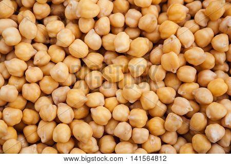 Raw Chik-peas Beans