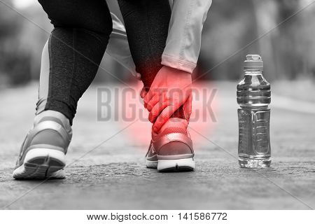 Healthy Lifestyle And Sport Concept