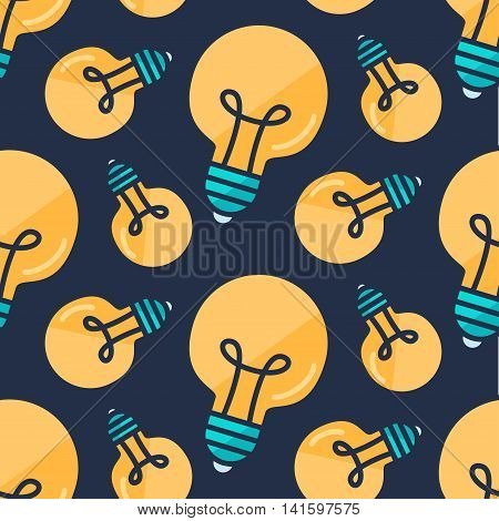 Lamp Bulb Pattern