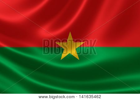 Country Flag Of Burkina Faso