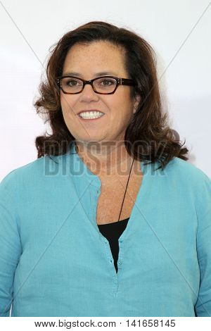 LOS ANGELES - AUG 6:  Rosie O'Donnell at the 4th Annual Ed Asner And Friends Poker Tournament For Autism Speaks at the South Park Center  on August 6, 2016 in Los Angeles, CA