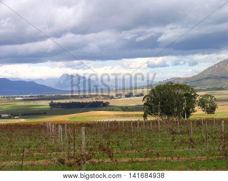 Winter Clouds, Western Cape, South Africa 01 e