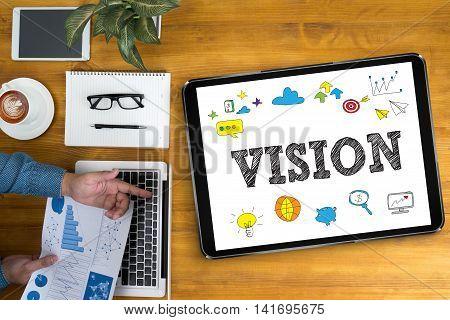 Vision (businessman Motivation Vision Mission Ideas )