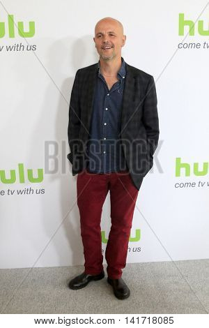 LOS ANGELES - AUG 5:  Peter Carlton at the HULU TCA Summer 2016 Press Tour at the Beverly Hilton Hotel on August 5, 2016 in Beverly Hills, CA