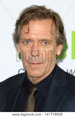 LOS ANGELES - AUG 5:  Hugh Laurie at the HULU TCA Summer 2016 Press Tour at the Beverly Hilton Hotel on August 5, 2016 in Beverly Hills, CA