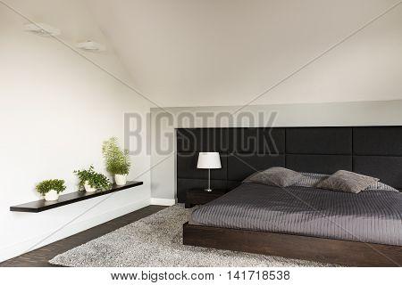 Japanese Style Bedroom Idea