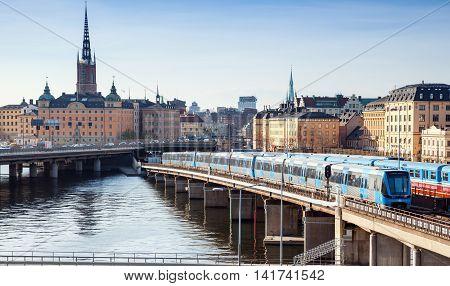 Stockholm, Sweden. Gamla Stan