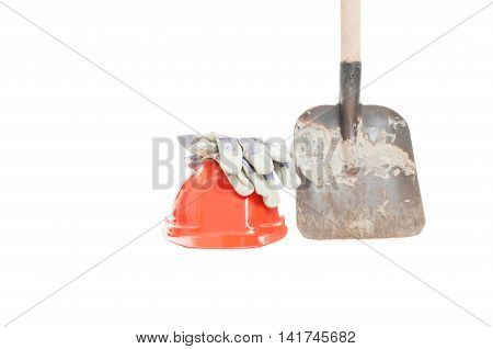 Concept Of Construction And Digging