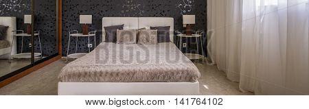 Bedroom Designed With Taste