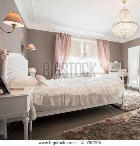 Enormous Bedroom