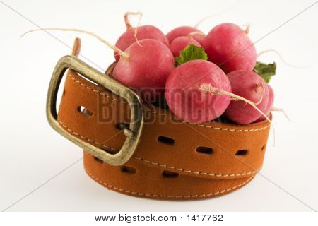 Radishes And Belt