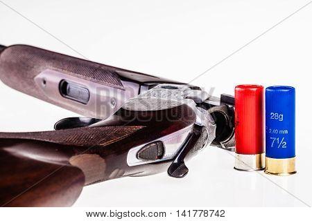 Loading A Shotgun
