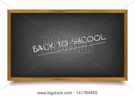 School Black Board.
