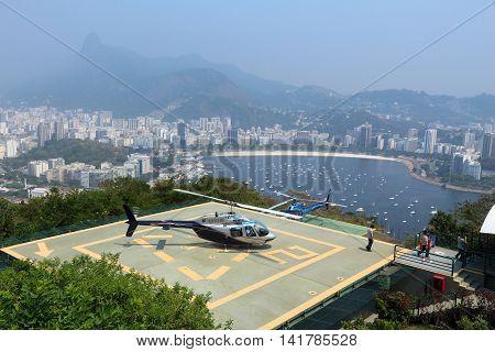 Rio Flightseeing