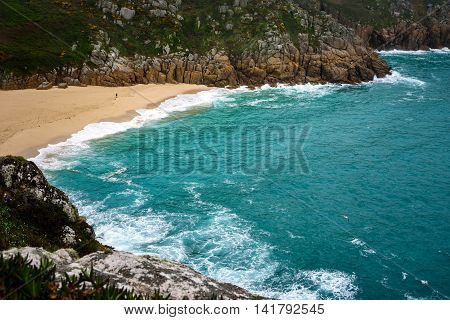 Cornwall has a unique and magical coastline with over 400 beaches that are accessible on foot.