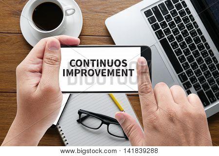 Continuos Improvement