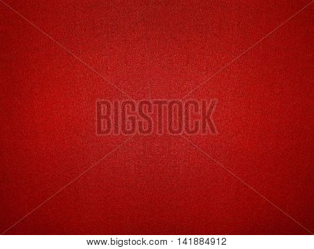 Deep red background with metallic glitter texture