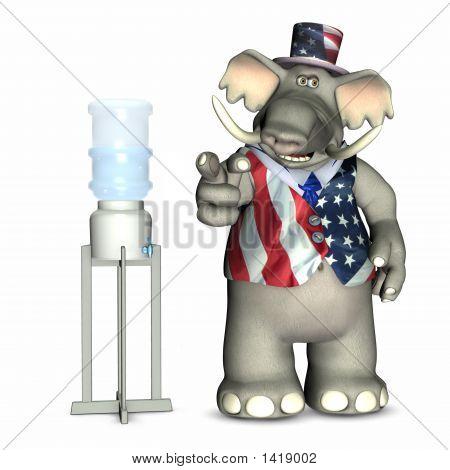 Water Cooler Politics - Republican