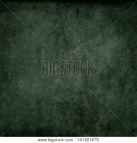 Green Chalkboard Texture Blackboard Background