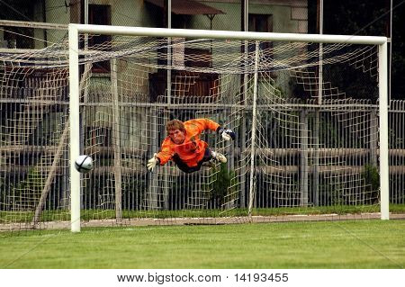 goalkeeper