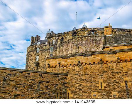 Edinburgh Hdr