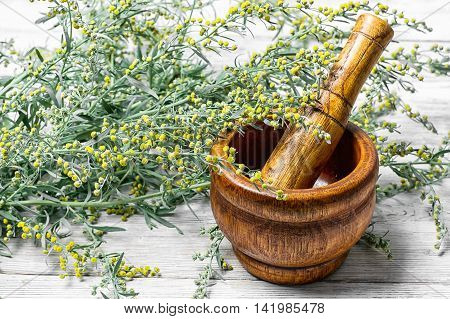 Wormwood And Mortar