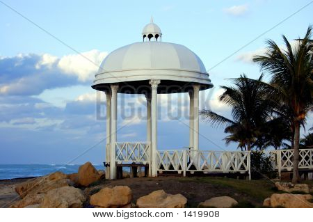 Chapel At The Beach