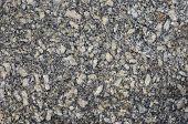 foto of feldspar  - grainy gray feldspar stone plate texture  - JPG