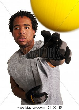 Dodgeball Player