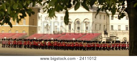London - Horse Guards Parade