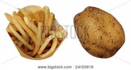 Potato, Chips