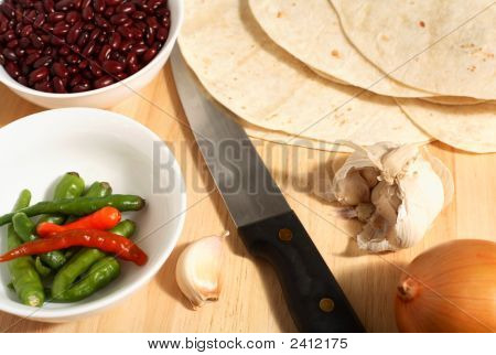 Cooking With Tortilas