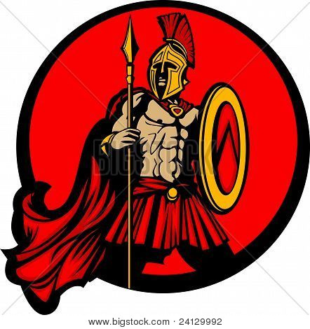 Greek Spartan Trojan