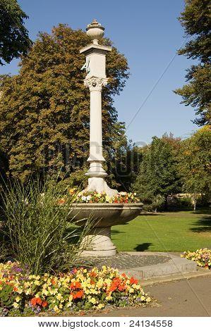 Fountain, Bury St Edmunds