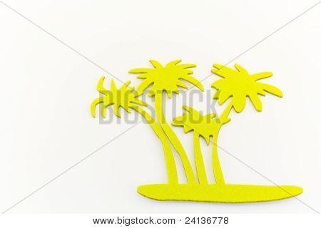 Sticky Palm