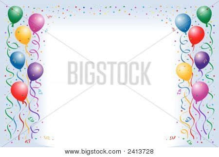 Balloon Border (Replacing: 1070385)