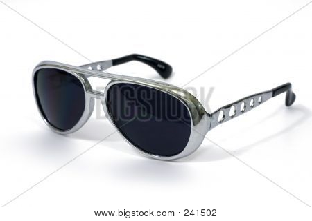Sun Glasses Isolated