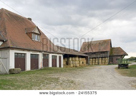 Farmstead In Southern Germany