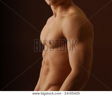 Seexy Nude Man