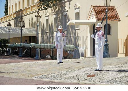 Monaco Soldiers