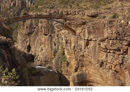 Blyde River Canyon Bridge