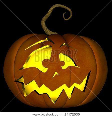 Halloween Jack O Lantern 07