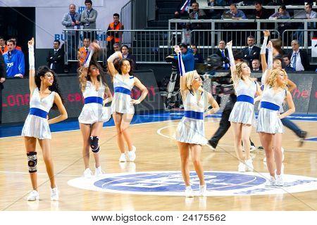 Beautiful Cheerleaders
