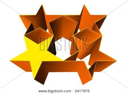 Stars 3D