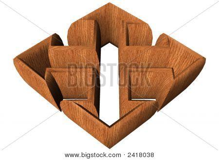 3D, Arrow Wood