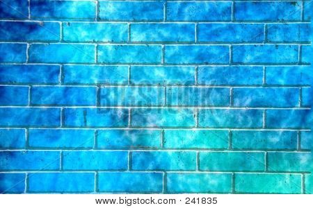 Brick Bluegreen
